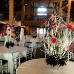Party Setup - Flowers: Dandelions Florist